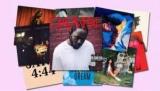Топ-10 альбомов 2017 года