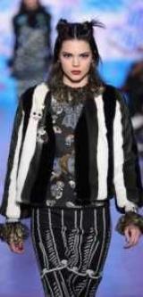 Кендалл Дженнер названа самой высокооплачиваемой моделью