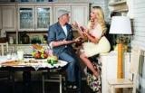Оля Полякова рассказала, как ее муж сделал ей предложение